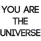 You Are the Universe by Sharlene Rens