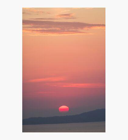 Evening Light - Nature Photography Photographic Print