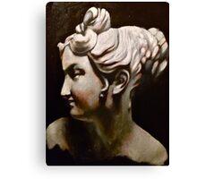 The Beauty Cast Canvas Print