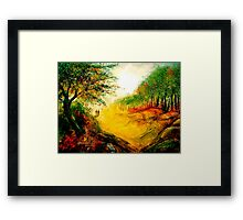Mellow Fruitfulness.. Framed Print