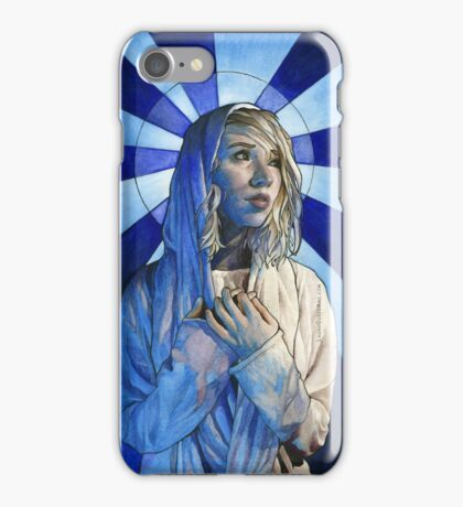 Mary, Mother of God iPhone Case/Skin
