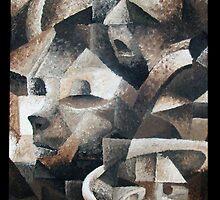 cubism by michtpicht