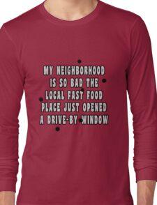 Drive-By Window T-Shirt