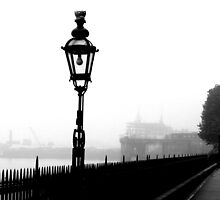 Greenwich Lamp by Karen Martin