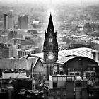 Manchester - it all comes from here by Martyn Heath