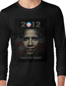 Obama Guard Change Long Sleeve T-Shirt