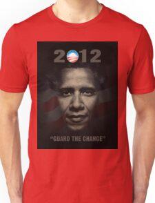 Obama Guard Change Unisex T-Shirt
