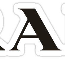 pRADa Sticker