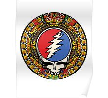 2012 Mayan Steal Your Face - Full Color Poster
