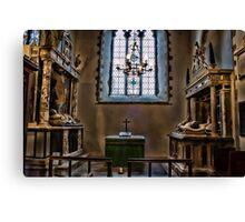 Roper Chapel Canvas Print