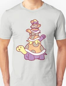 Cute Turtle Stack T-Shirt