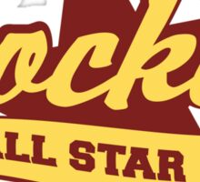 Hockey All Star Sticker