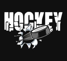 Hockey One Piece - Short Sleeve