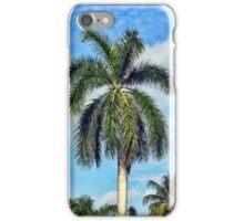 The Classic Tropical Palm Cliche' iPhone Case/Skin