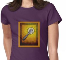 The Holy Spork Womens Fitted T-Shirt
