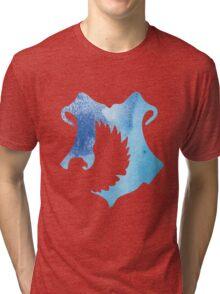 Ravenclaw watercolor Tri-blend T-Shirt