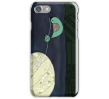 I'd Give You The Moon on a String iPhone Case/Skin