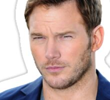 Chris Pratt Sticker