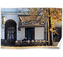 Warsaw: Boulangerie - Piekarnia Poster