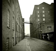 Murray Mills, Ancoats, Manchester by Martyn Heath