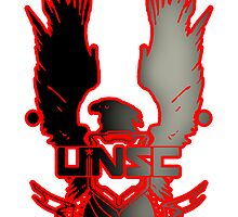 UNSC Fade Red by Jslayer08