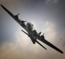Sally B (Memphis Belle) by Nigel Bangert