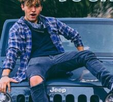 Jc Caylen Jeep Sticker
