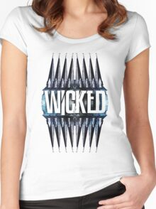 Wicked  Women's Fitted Scoop T-Shirt