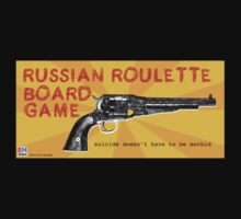 RUSSIAN ROULETTE BOARD GAME by MrPeterRossiter