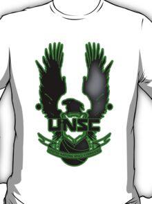UNSC Fade Green T-Shirt