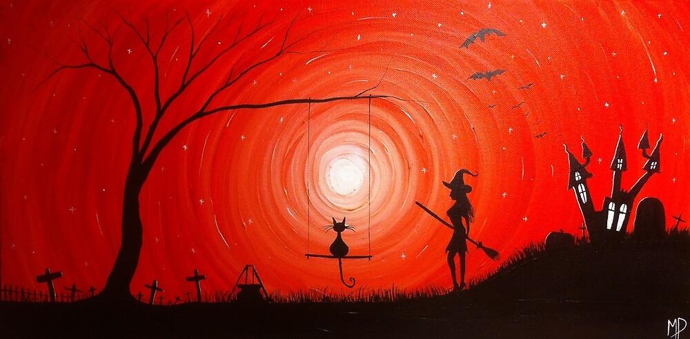 Everyday is Halloween by Michael  Prosper