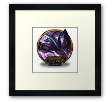 Azir Galactic - League of Legends Framed Print