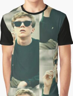 Brian Johnson - The Breakfast Club Graphic T-Shirt