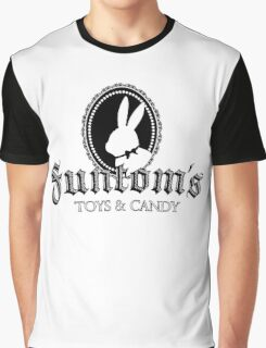Funtom's Toys and Candy Graphic T-Shirt