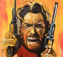 The Outlaw Josey Wales by Matt Burke