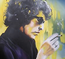Bob Dylan by Matt Burke