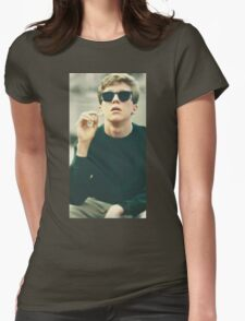 Brian Johnson - The Breakfast Club Womens Fitted T-Shirt