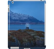 Arctic Circle Marker Norway iPad Case/Skin