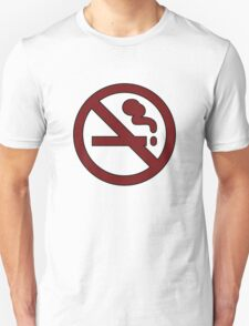 "Marceline's ""Don't Smoke"" Shirt Unisex T-Shirt"