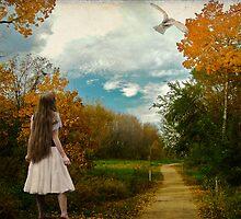 Moving On... by Karen  Helgesen