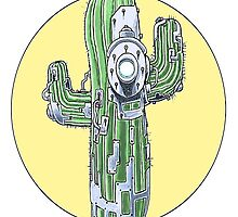 android cactus by tylerbighorse
