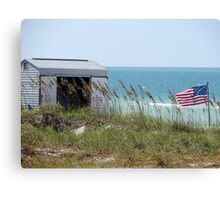 Paradise in the USA Canvas Print