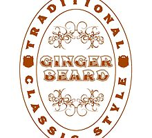 Ginger Beard by Andrew Alcock