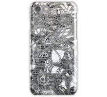 High School Graffiti iPhone Case/Skin