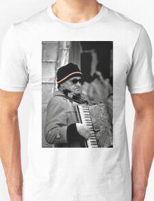 Street musician T-Shirt