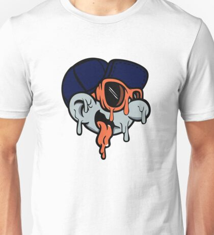Drippy Bats Tenth Unisex T-Shirt