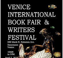 VENICE INTERNATIONAL BOOK FAIR  2012 by MYMANATEE ACADEMY