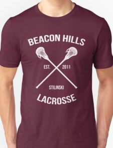 Teen Wolf Beacon Hills Stilinski T-Shirt