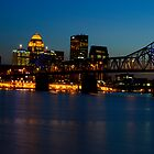 Louisville Skyline October 2012 by marcum502