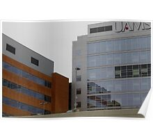 UAMS Little Rock, Ark USA Poster